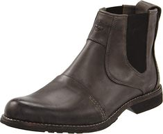 Amazon.com | Timberland Men's Earthkeeper City Cap-Toe Chelsea Boot, Grey, 14 M US | Chelsea