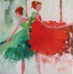 """Perfection"" - Original Fine Art for Sale - © by Irit Bourla"