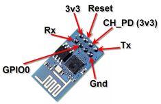 ESP8266 WiFi module - English