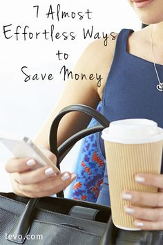 Still struggling to save money? Here are 7 almost effortless ways to help you save money now! #finance #savings