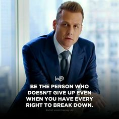 Likes, 25 Comments – What Would Harvey Do? Positive Quotes, Motivational Quotes, Inspirational Quotes, Wisdom Quotes, Life Quotes, Quotes To Live By, Inspire Quotes, Harvey Specter Suits, Suits Harvey