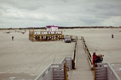 North Sea Magic – a weekend in St Peter Ording