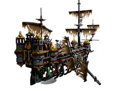 LEGO Disney Pirates of the Caribbean 71042 Silent Mary