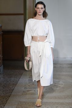 Blumarine Spring 2017 Ready-to-Wear Collection Photos - Vogue