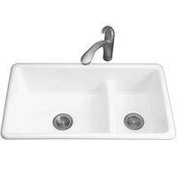 Kitchen Sinks - 2 Bowl at Ferguson.com