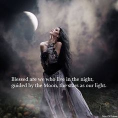 The beauty of life witchcraft. Wicca Witchcraft, Wiccan, Magick Spells, Dark Fantasy, Fantasy Art, Witch Quotes, Moon Magic, Moon Goddess, Hecate Goddess
