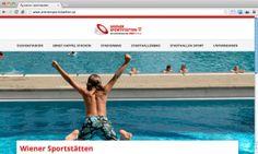 Ein eigener Webauftritt für die Wiener Sportstätten wurde von echonet im responsive Webdesign online gebracht. Hinter der Webseite agiert wieder das bekannte content.life 3.