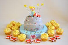 Sweet Table Piccolo Principe     Fate di Zucchero - Cake Designers