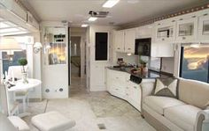 This RV is nicer than our house!