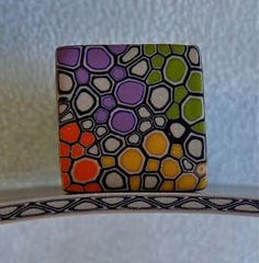 Knightwork: Playing with Clay: More fun with Cobblestone Canes