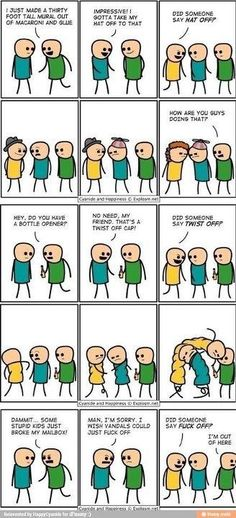 Cyanide and Happiness is awesome