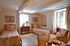 Luxury villa rentals in the South of France. Start your search to find a villa in France. French Country Bedrooms, French Country Style, French Decor, French Country Decorating, French Interior Design, French Interiors, Country Interiors, Interior Ideas, Villa