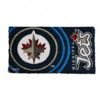 The full-color Team Sports America NHL Hockey Coir Door Mat is made of natural coir fibers with your choice of NHL hockey team logo screen-printed on. Nhl Hockey Teams, Entry Mats, Coir Doormat, Toronto Maple Leafs, Welcome Mats, Graphic Prints, Screen Printing, Tapestry, America
