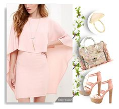 """""""Untitled #57"""" by fashion-with-lela ❤ liked on Polyvore featuring Charlotte Russe and Diane Von Furstenberg"""