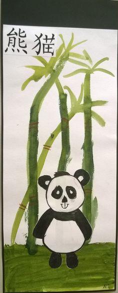 Kiinalaisia pandoja (1.lk) Science Art, Science And Nature, Snowman, Disney Characters, Fictional Characters, Wild Animals, Beach, Natural, Pandas