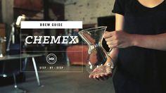 Chemex Coffee Brew Guide : MistoBox Series