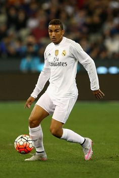 Danilo - Real Madrid debut