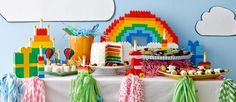 Throwing a birthday party for your toddler? Themed parties are so much fun for both your birthday toddler and their guests.