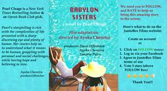Happy #CreativityThursday! Today's blog features Spelman College Professor Dr. Ayoka Chenzira's BABYLON SISTERS film project which is based on author Pearl Cleage's book. Take a few moments out of your day and VOTE for it on Junto Box Films website (a project of actor/director Forest Whitaker)! It's free and easy to vote too. Thanks! Voting Online, Spelman College, Forest Whitaker, Oprah, Creative Inspiration, Bestselling Author, Filmmaking, Professor, Storytelling
