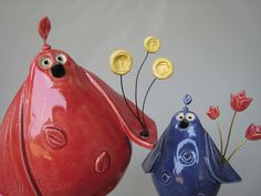 Cheryl Kempner by Oregon Potters, via Flickr