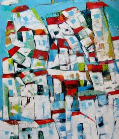 Leyla Murr - Lastovo - Artists & Illustrators - Original art for sale direct from the artist Original Art For Sale, Original Artwork, Illustrators, How To Find Out, Quilts, The Originals, Canvas, Drawings, Croatia