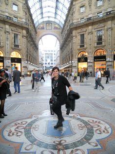 Milano, Italia, sulle palle del toro 2014