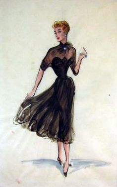 """I Love Lucy"" Costume Design -  Done by Elois Jenssen for Lucille Ball"