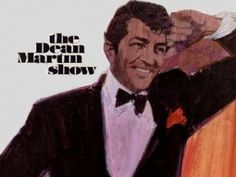 """I used to beg to be allowed to stay up & watch this. It came on right after """"That Girl"""" at 10pm (kind of late for a 4-yr-old!).  Dean Martin was my first crush."""