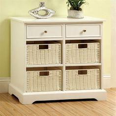 Furniture of America CM-AC6317 Murten Storage Cabinet