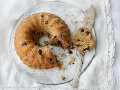 Konjakkikakku   Valio Bagel, Bread, Baking, Food, Brot, Bakken, Essen, Meals, Breads