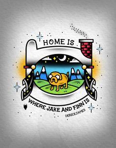 Adventure Time - Derick James