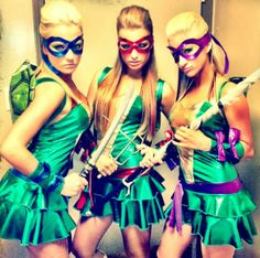 Teenage mutant ninja turtle costume perfect for this years #FantasyFest the theme!!