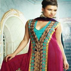 Buy online Latest  Salwar Suit Designs, Designer Salwar Kameez, Bollywood Salwar Suit, Latest Salwar Suit, Shop online latest exclusive salwar suit collection At www.jugniji.com