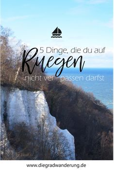 5 things you can not miss on Rügen in winter - travel Vacation Destinations, Vacation Trips, Reisen In Europa, World Pictures, Baltic Sea, Winter Travel, Beautiful Islands, Germany Travel, Far Away