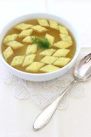 Klassische Suppeneinlage Bisquitschöberl by kebo homing 2015