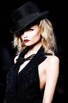 Natasha Poly at Dior
