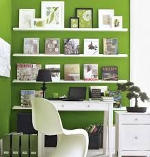 Creative small home office ideas: best makeover tips. Home Office Furniture Ideas. 51105655 Women'S Home Office Decor. 5 Home Office Decorating Ideas Green Home Offices, Home Office Space, Home Office Design, Office Designs, Office Workspace, Office Spaces, Work Spaces, Office Wall Decor, Office Walls