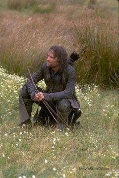 A Dúnedain Ranger, known as Thorongil