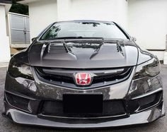 Full carbon civic