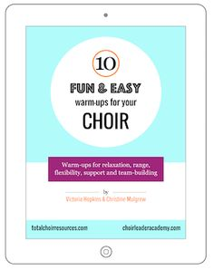YES PLEASE! SEND ME THE CHEAT SHEET Victoria HopkinsTotal Choir Resources Thisis our most popular post EVER! We hope you find it useful. Take a moment to check out the other resources for choir leaders on the site If you're anything like me, you sometimes get to the day of a rehearsal without much of …