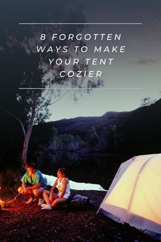 8 Forgotten Ways To Make Your Tent Cozier In 2020 Travel Trailer Camping, Go Camping, Camping Hacks, Camping Supplies, Camping With Kids, Family Camping, Camping Essentials List, Camping Checklist, Vintage Travel Trailers