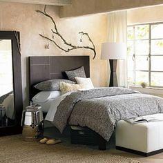 Originales ideas para el cabecero | Decorar tu casa es facilisimo.com