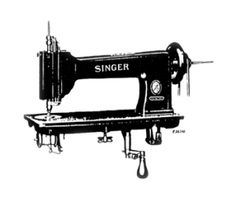1936 Singer Sewing Machines | INSTRUCTION for 114w103 AND 114W104 Chain Stitch Embroidery, Embroidery Stitches, Machine Embroidery, Sewing Machines, Project Ideas, Singer, Ideas For Projects, Singers, Sewing Sleeves
