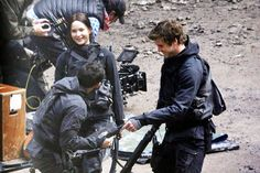 These Mockingjay Part 2 Pics Will Get You Psyched For 2015.   Cannot wait for the first one in November!!