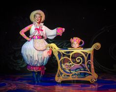 Chip costume. AAHHHH my favorite mrs. potts with my favorite chip! I love this design of chip much more then when it is a regular body with the head of a teacup. I find it amazing how they make an allusion of no body!