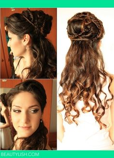 spartacus hairstyles - Google Search
