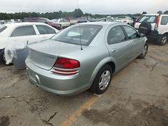 DODG STRATUS SX Insurance Auto Auction, Dodge Stratus, Used Cars, Vehicles, Car, Vehicle, Tools