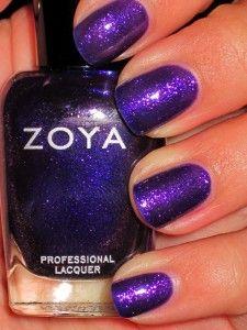 Zoya Mimi.  Love This Color