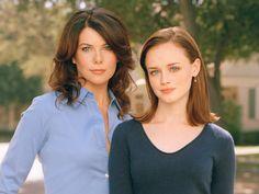 Gilmore Girls fait son grand retour sur Netflix