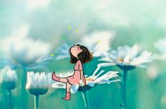 Le sac Bonne Maman - Little Clary Illustration Mignonne, Art Et Illustration, Illustrations, Doodle On Photo, Daisy Love, Cute Drawings, Street Art, Character Design, Artsy